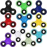 Iconikal Fidget Spinner Bulk Assortment Set,...