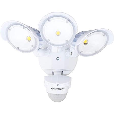 Luces Led De Exterior Con Sensor De Movimiento De Seguridad De Sansi 30 W El Equivalente Incandescente A 250 W 3 400 Lm Luz Diurna 5000 K Luz Impermeable De Inundación Certificación