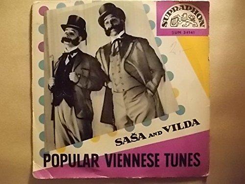 Popular Vienesse Tunes (Es wird a Wein sein / Ich brauch ka schöne Laich / Fiakerlied / Der alte Nussbaum)