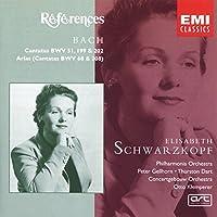 Bach: Cantatas and Cantata Arias (1999-10-04)