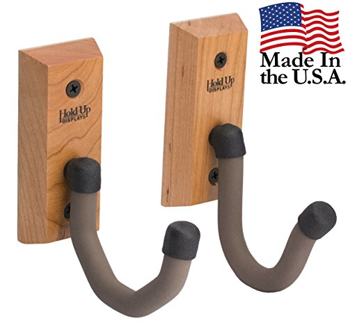 Review Of Hold Up Displays - Horizontal Gun Rack and Shotgun Hooks Store Any Rifle Shotgun and Bow -...