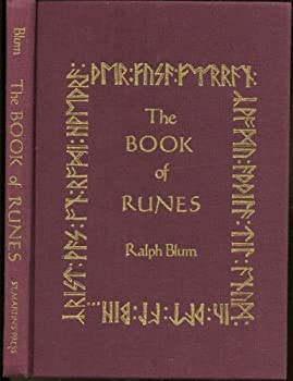 Hardcover The Book of Runes: A Handbook for the Use of an Ancient Oracle: The Viking Runes Book