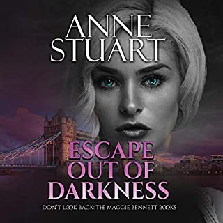 Escape Out of Darkness cover art