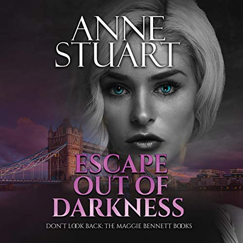 Escape Out of Darkness audiobook cover art