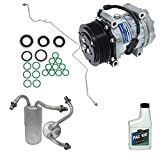 Universal Air Conditioner KT 4372 A/C Compressor and Component Kit