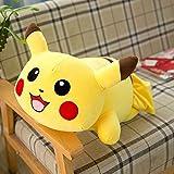 xuyuandass Pokemon Software Pikachu Peluche Poupée Plume Coton Oreiller Enfants Fille Poupée 85 Cm (La Taille Ne Compte Pas La Queue) Rire Aux Éclats Y1888