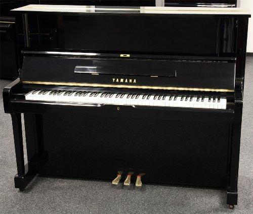 Yamaha YUS 1 Klavier, Schwarz poliert, Gebraucht