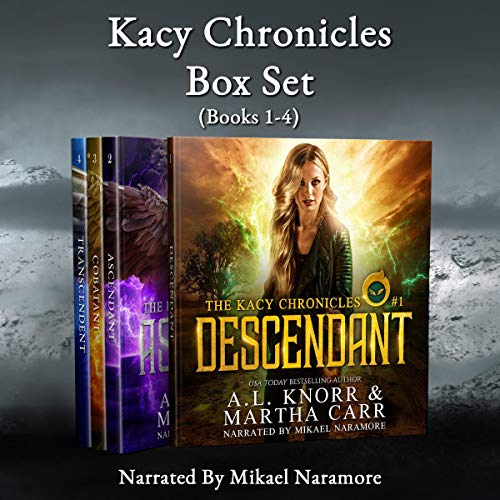 Couverture de Kacy Chronicles Boxed Set