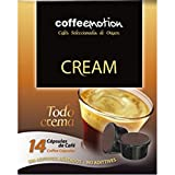 Coffeeemotion - Cafe Cremoso Selección Guatemala, Brazil E India. Pack 14 Capsulas.