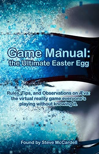 Game Manual the Ultimate Easter Egg Rules Tips and Observations on Aeva the virtual reality product image