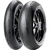 Pneumatici Pirelli DIABLO SUPERCORSA SP 180/55 ZR 17 M/C (73W) TL Posteriore RACING STREET gomme moto e scooter