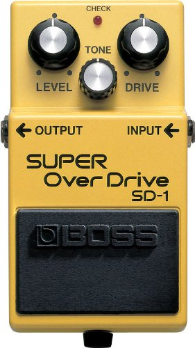 BOSS Super Overdrive...