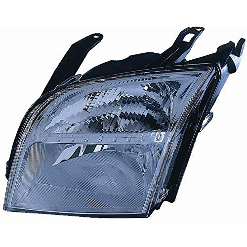 7438635042943 Derb koplamp Dx rechts [Passeggero] - model met Osurator tot 12/2002