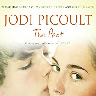 The Pact                   By:                                                                                                                                 Jodi Picoult                               Narrated by:                                                                                                                                 Megan Dodds                      Length: 5 hrs and 58 mins     25 ratings     Overall 3.8