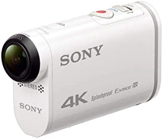 Sony FDR-X1000VR 4K Action Cam with Live View Remote
