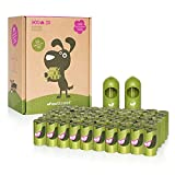 Earth Rated PoopBags 900 Scented Bags + 2 Dispensers
