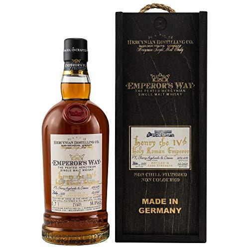Elsburn Emperor´s Way Henry IV. Single Malt Whisky - PX Sherry Cask 0,7 L
