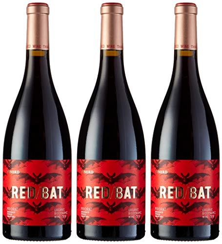 Pinord Red Bat Vino - 3 Paquetes de 750 ml - Total: 2250 ml