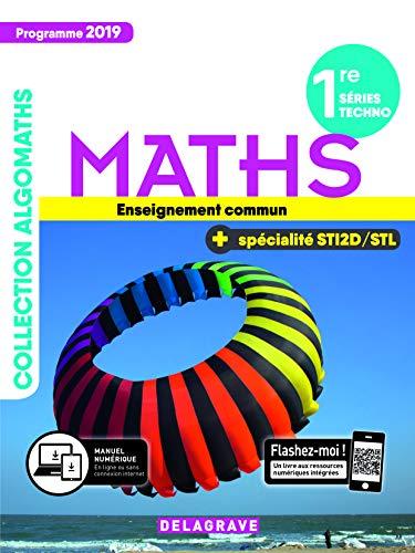 estimation pour le livre Maths 1re séries techno + spécialité STI2D/STL...