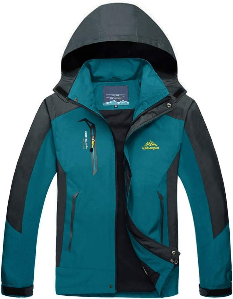 MAGCOMSEN Men's Selling Windproof Jacket Manufacturer regenerated product Water-Resistant Lightweight Run