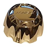 Mazzi Hulk C10755 MCD8238YA01 SJ107-05 Chrome Wheel Center Cap