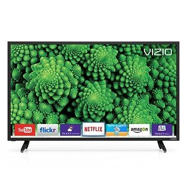 VIZIO D50-D1 50-Inch 1080p Smart LED TV (2016 Model)