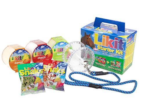 BR Likit Starter-Kit, Farbe:Clear Glitter