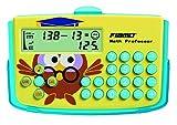 Calculadora y pädagogisches Medio de enseñanza fiamo Math Professor para todos, las habilidades básicas matemáticas Puñetazo queremos, Amarillo