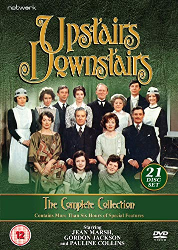 Upstairs Downstairs: The Complete Collection [DVD]