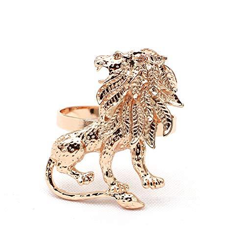 Anillo de la servilleta de boda Conjunto de anillos de servilleta de Navidad de 6 piezas de anillos de servilleta para vacaciones de Navidad Cenas para fondos de fiesta de uso diario Titular de la heb
