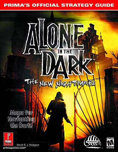 Game Strategy Guides: Alone in the Dark - The New Nightmare Game Guide (English Edition)