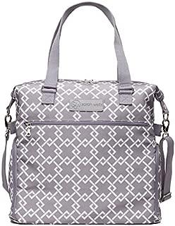 Sarah Wells Lizzy Breast Pump Bag (Gray)