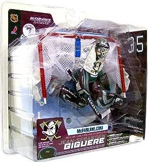 McFarlane NHL Sports Picks Series 7 Jean-Sebastien Giguere White Jersey