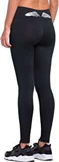 Willarde Women's Compression Leggings Base Layer Tights Long Pants