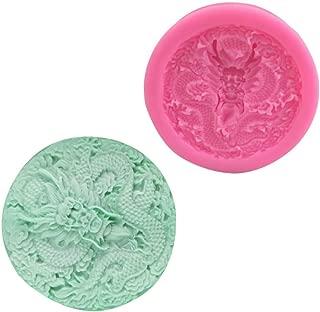 Moule SILICONE PRINCESSE 2 conte de fées Sugarcraft flowerpaste Cupcake topper fimo