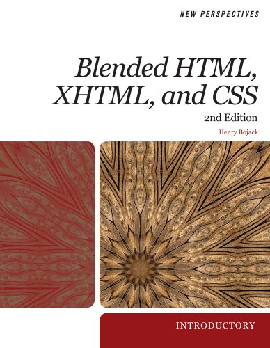 New Perspectives on Blended HTML, XHTML, and CSS:...