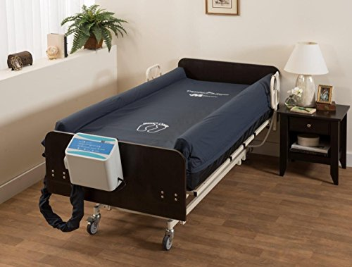 Alternating Pressure Bariatric Mattress for Hospital Beds with Pump...