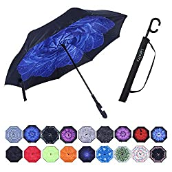 Reverse Opening Umbrella Why You Need One Reversible Umbrellas