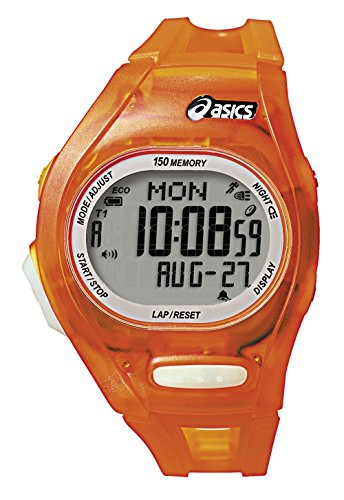 ASICS Night Run Watch (Orange)