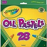 CRAYOLA LLC CRAYOLA OIL PASTELS 28 COLOR SET (Set of 12)