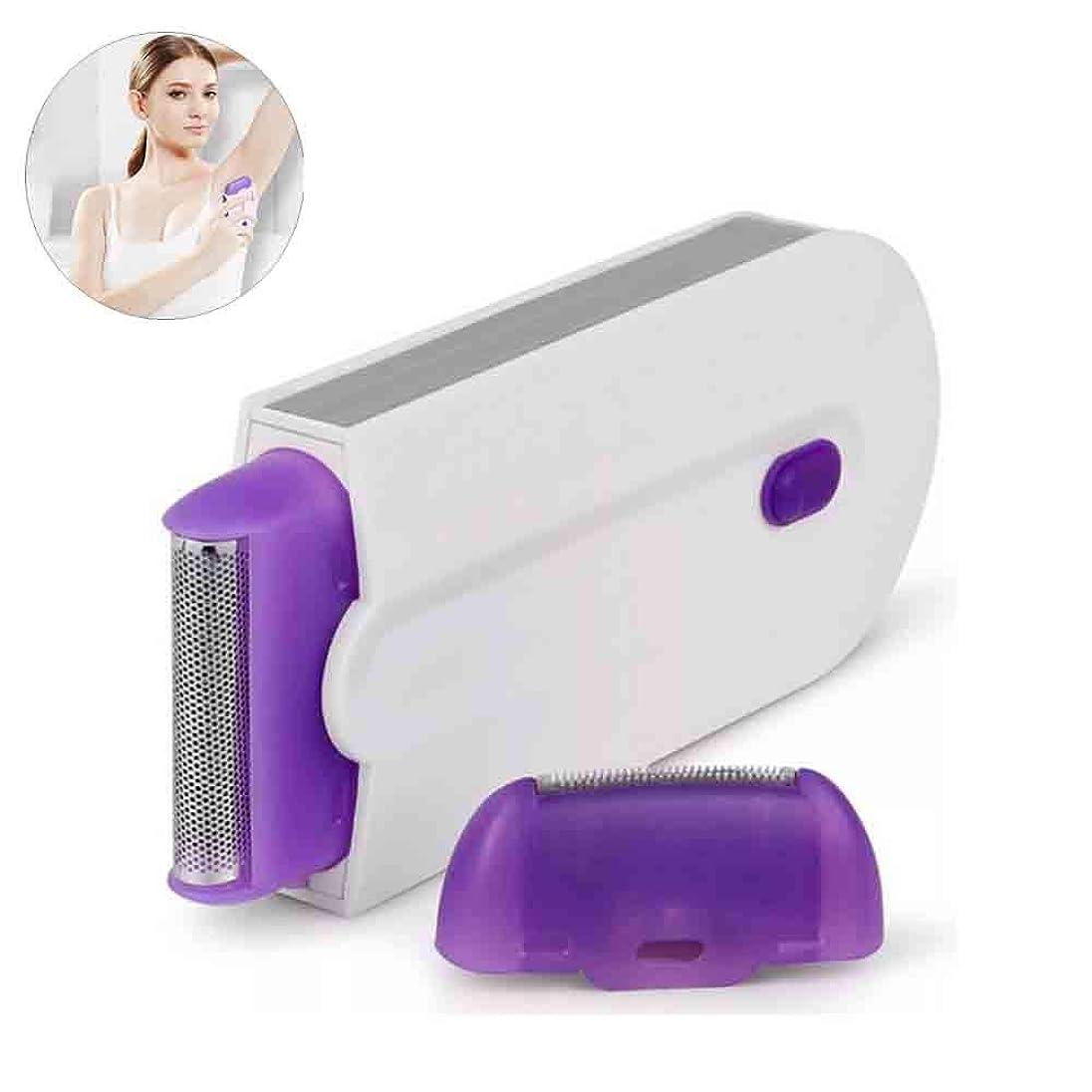 破壊的な気付く暴君電気シェーバー、USB 充電誘導の女性の摘採装置、レーザー脱毛