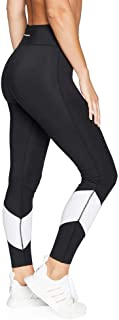 Rockwear Activewear Women's Fl Blocked Perforation Tight from Size 4-18 for Full Length High Bottoms Leggings + Yoga Pants...