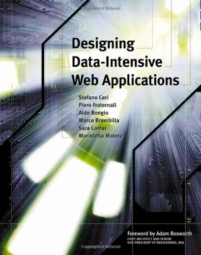 Designing Data-Intensive Web Applications (The Morgan Kaufmann Series in Data Management Systems) (English Edition)