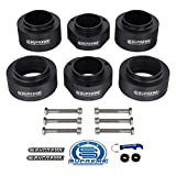 Supreme Suspensions - Full Lift Kit For 1989-1998 Suzuki Sidekick and 1989-1998 Geo Tracker 2' Front + 2' Rear Lift CNC Machined High-Crystalline Delrin Spacers Kit 2WD 4WD