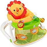 Fisher-Price Sit-Me-Up Floor Seat with Tray [Amazon Exclusive]...