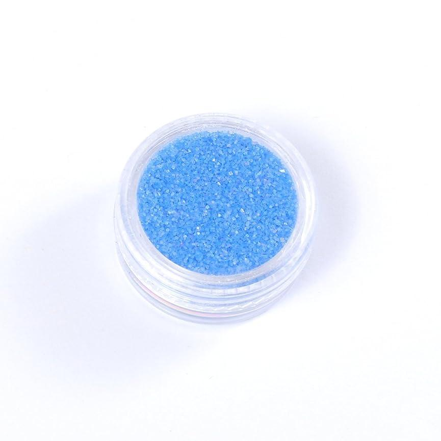 平和製造理由夜光 パウダー 青 ブルー ケース付 ホログラム 蓄光 【ラインストーン77】