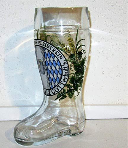Stölzle Stiefel/Weißbier Stiefel/Bierstiefel Austria / 0,5 Liter