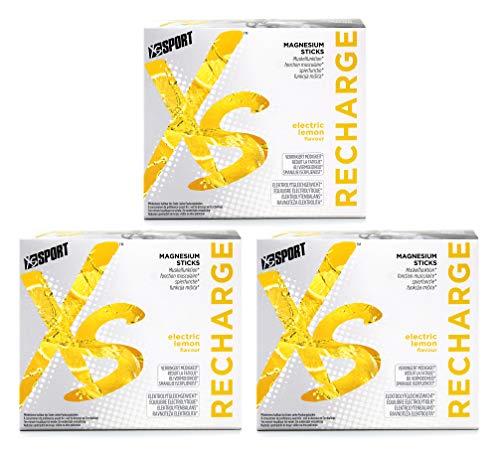 3 x Magnesium Sticks XS™ - 3 Packungen mit je 30 Beuteln à 1,5 g - Amway - (Art.-Nr.: 121062)
