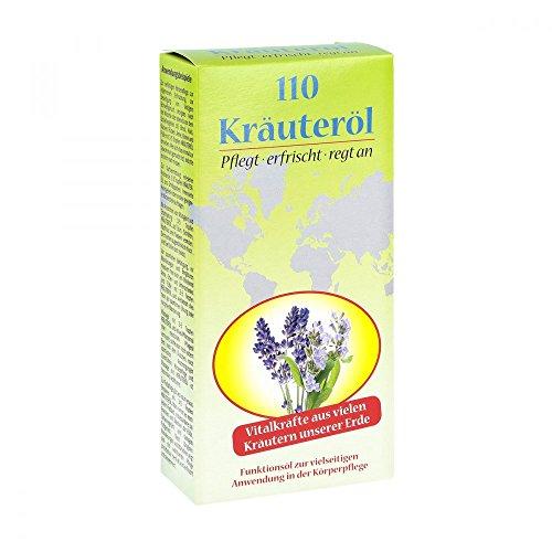 110 kräuteröl 100 ml d'huile