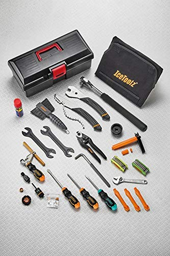 IceToolz Pro Shop Mechanic Tool Kit